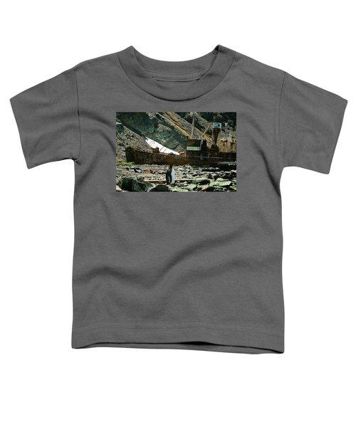 Grytviken Sentinel Toddler T-Shirt