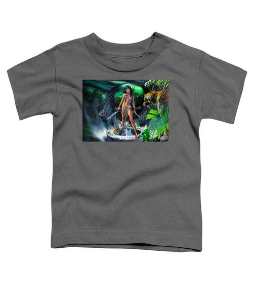 Guarded Treasure Toddler T-Shirt