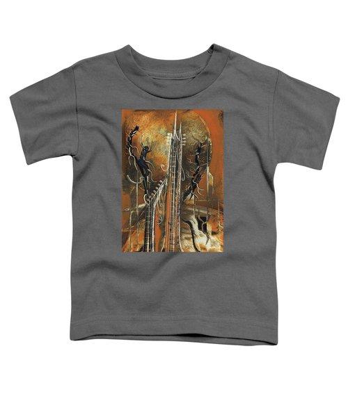 Guitar World Toddler T-Shirt
