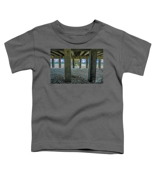 Gulf Shores Park And Pier Al 1649 Toddler T-Shirt