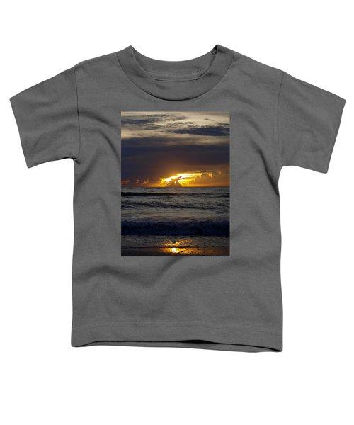 Gulf Sunset Toddler T-Shirt