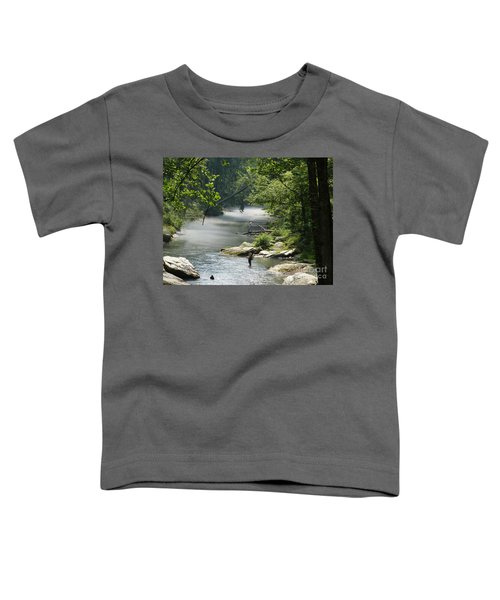 Gunpowder Falls  Toddler T-Shirt