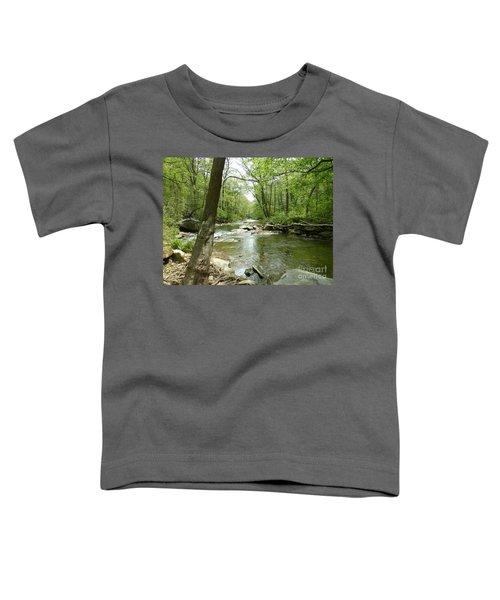 Gunpowder Falls - Ncr Trail Toddler T-Shirt