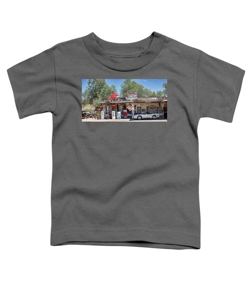 Hackberry General Store On Route 66, Arizona Toddler T-Shirt