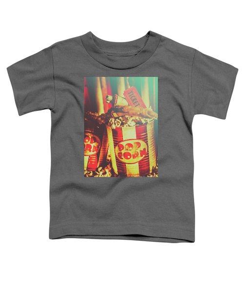 Halloween Horror Movie Toddler T-Shirt