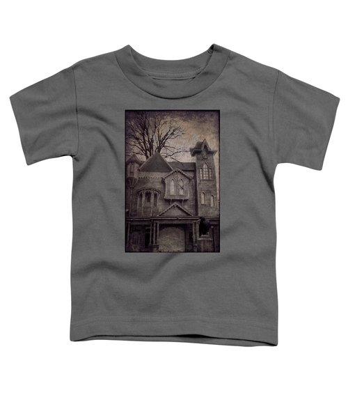 Halloween In Old Town Toddler T-Shirt