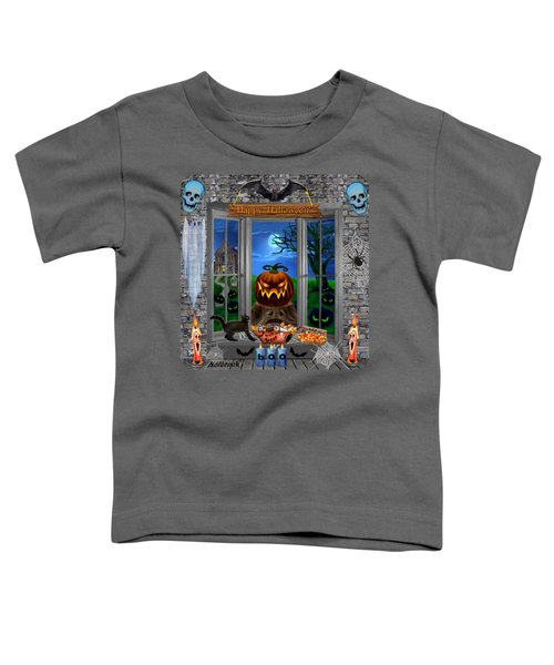Halloween Night Stalker Toddler T-Shirt
