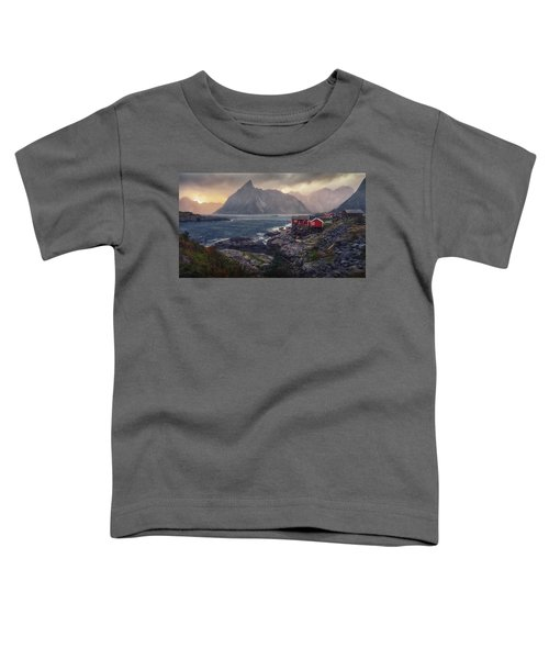 Hamnoy Toddler T-Shirt