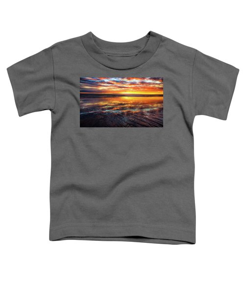 Hampton Beach Toddler T-Shirt