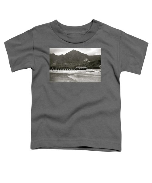 Hanalei Bay Toddler T-Shirt