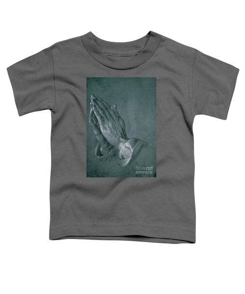 Hands Of An Apostle Toddler T-Shirt