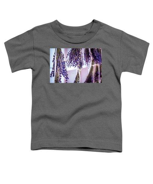 Hanging Lavender Toddler T-Shirt