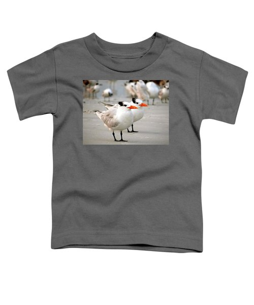 Hanging Out On The Beach Toddler T-Shirt