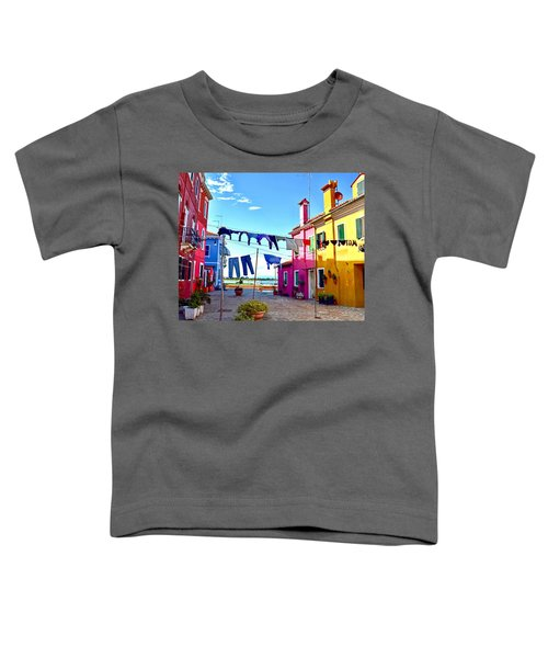 Hung Out To Dry Toddler T-Shirt