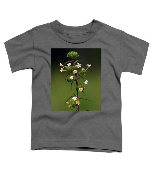 Happy Flowers Toddler T-Shirt
