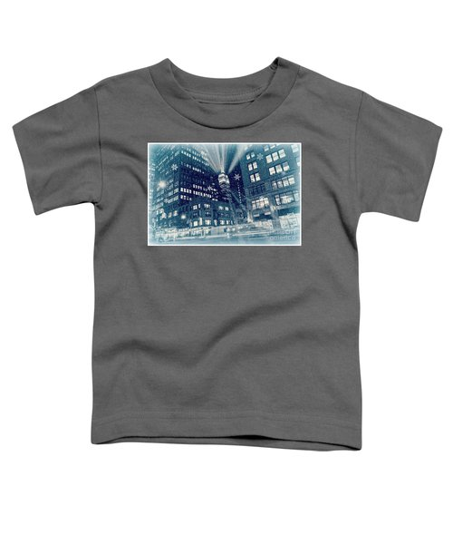 Happy Holidays From New York City Toddler T-Shirt