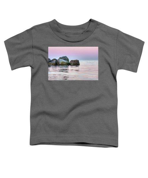 Harbor Breakwater Toddler T-Shirt
