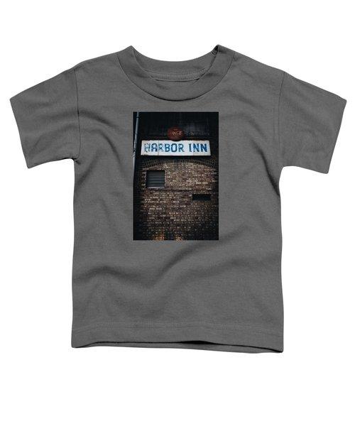 Harbor Inn Toddler T-Shirt