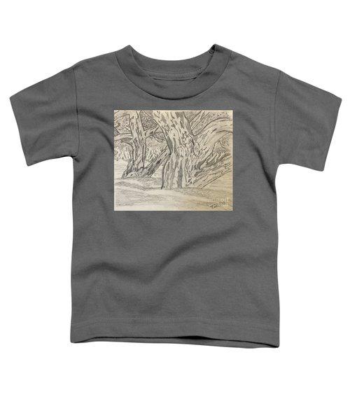 Hardwoods Toddler T-Shirt