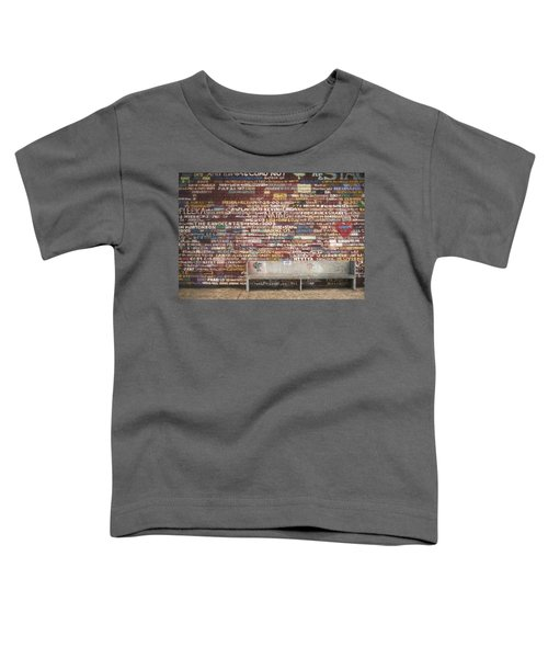 Hardy Gallery Toddler T-Shirt