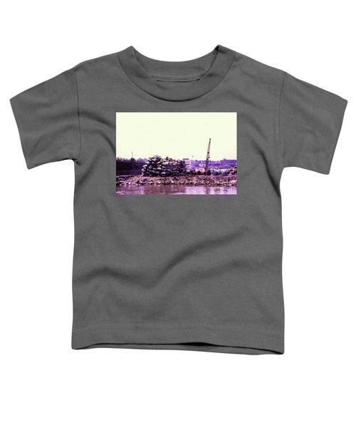 Harlem River Junkyard Toddler T-Shirt