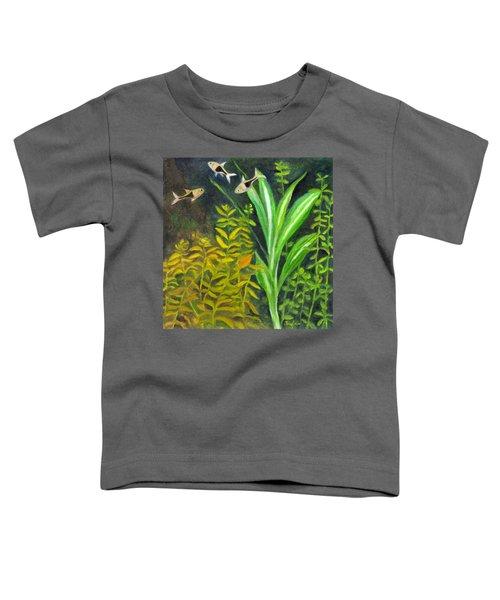 Harlequin Rasboras Toddler T-Shirt