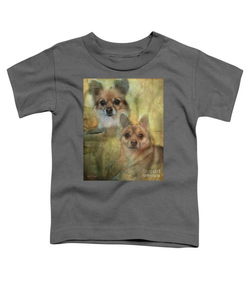 Harley Girl N Bear Toddler T-Shirt