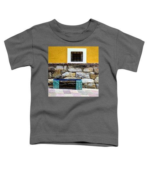 Hartberg Bench Toddler T-Shirt