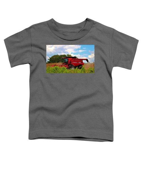 Harvest Time Toddler T-Shirt