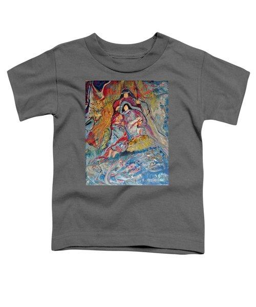 He Dwelt Among Us Toddler T-Shirt