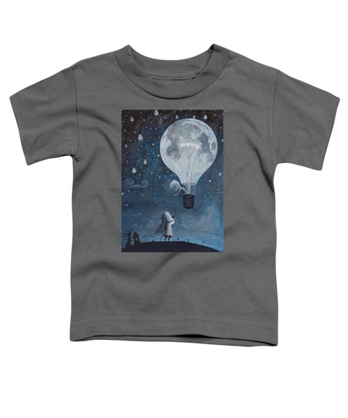 He Gave Me The Brightest Star Toddler T-Shirt