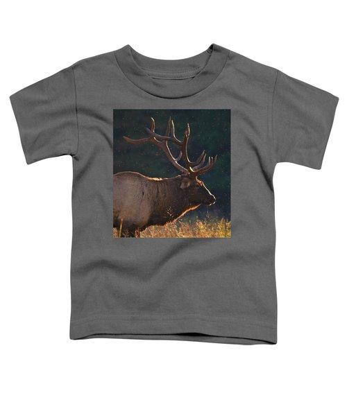 Head Of The Herd Toddler T-Shirt