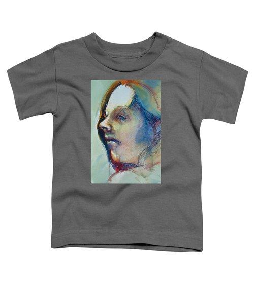 Head Study 7 Toddler T-Shirt