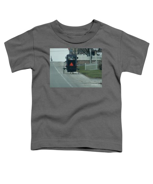 Heading Home From The Store Toddler T-Shirt