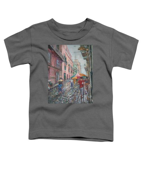 Heading Home In Havava Toddler T-Shirt