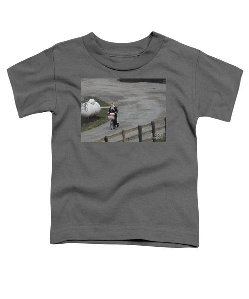 Heading Off To School Toddler T-Shirt