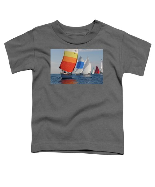 Heading Towind Windward Mark Toddler T-Shirt