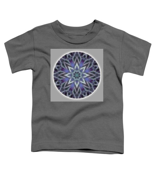 Health And Happiness Mandala Toddler T-Shirt