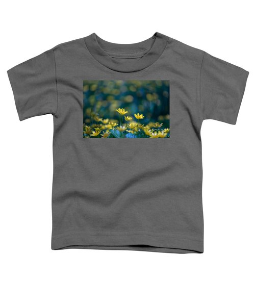 Heart Of Small Things Toddler T-Shirt