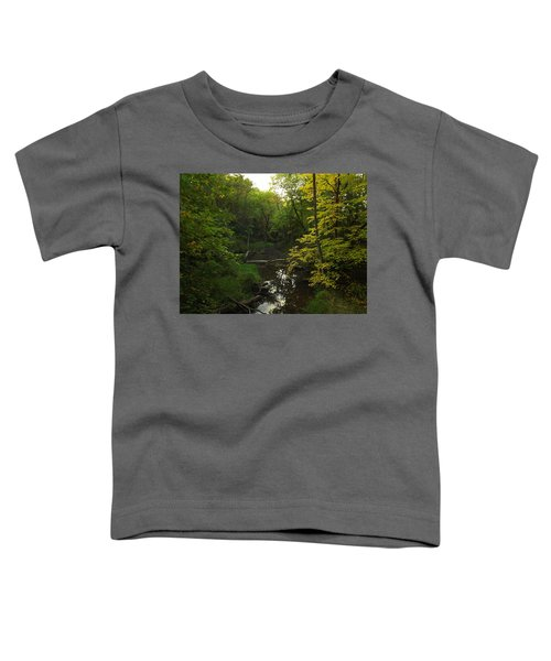 Heart Of The Woods Toddler T-Shirt