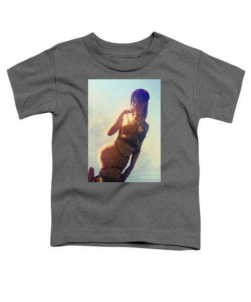 Heat Toddler T-Shirt