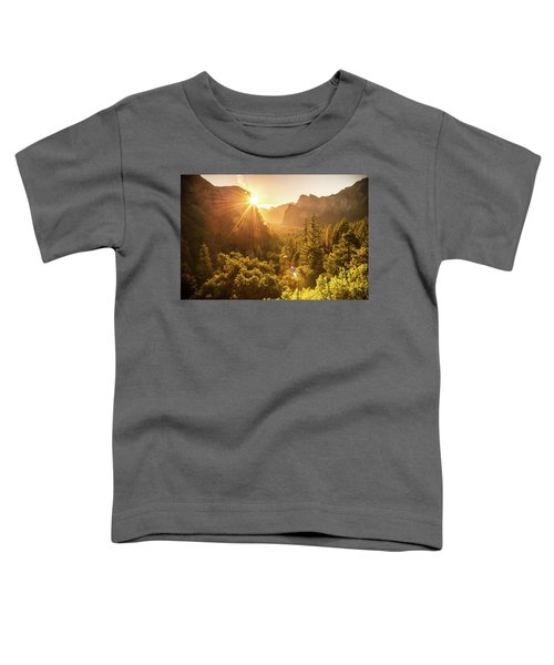Heavenly Valley Toddler T-Shirt