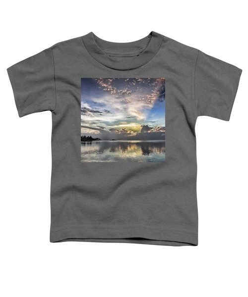 Heaven's Light - Coyaba, Ironshore Toddler T-Shirt