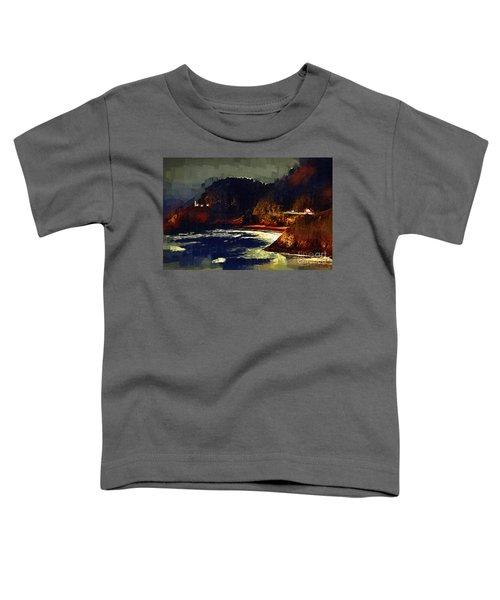Heceda Complex In Gothic Toddler T-Shirt