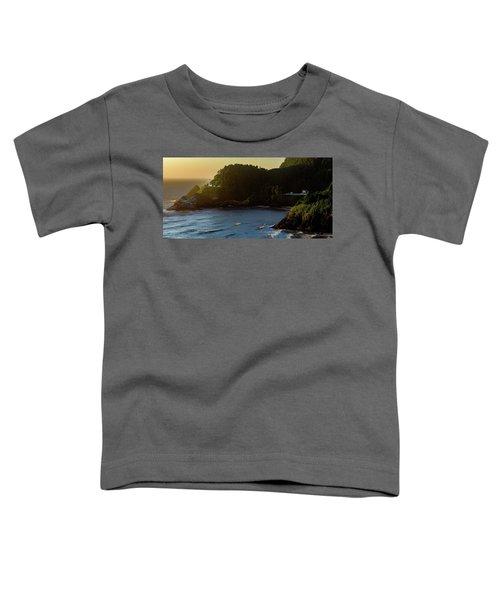 Heceta Head Lighthouse Toddler T-Shirt