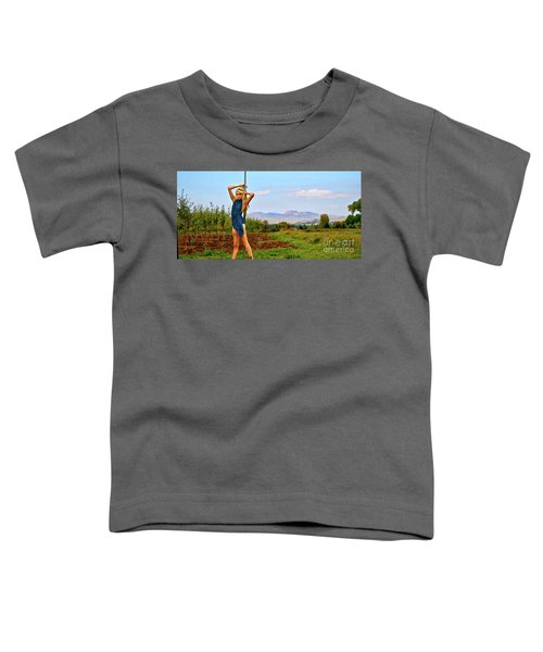 Heidi Estrella #1 Toddler T-Shirt