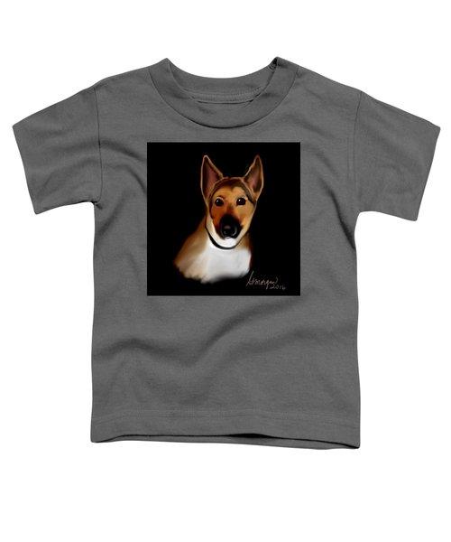 Heidi Girl Toddler T-Shirt