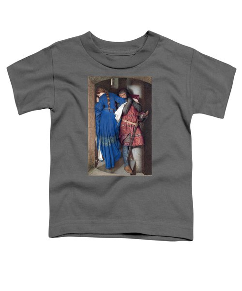 Hellelil And Hildebrand Or The Meeting On The Turret Stairs Toddler T-Shirt