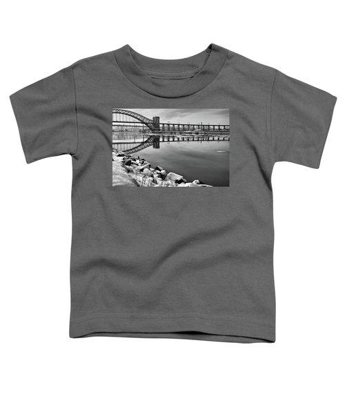 Hellgate Half Reflection Toddler T-Shirt