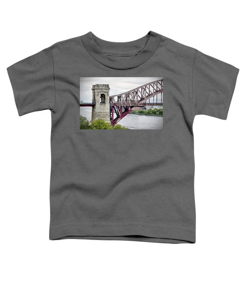 Hellgate In Grey Toddler T-Shirt